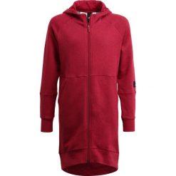Adidas Performance Bluza rozpinana mystery ruby melange/white. Fioletowe bluzy dziewczęce rozpinane marki bonprix, z nadrukiem. W wyprzedaży za 148,85 zł.