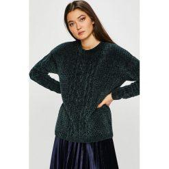 Medicine - Sweter Basic. Czarne swetry oversize damskie MEDICINE, l, z dzianiny. Za 119,90 zł.