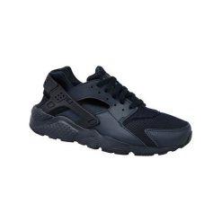 Buciki niemowlęce: Nike Buty dziecięce Huarache Run Gs granatowe r. 37.5 (654275-403)