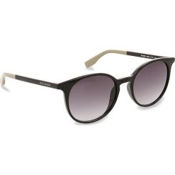 Okulary przeciwsłoneczne BOSS - 0288/S Black 807. Czarne okulary przeciwsłoneczne damskie aviatory Boss. W wyprzedaży za 389,00 zł.