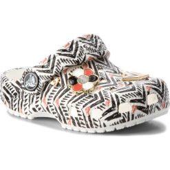 Buty dziecięce: Klapki CROCS – Drew X Crocs Clssc Chev Clg K 205259 Chevron