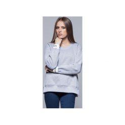 Bawełniana bluza szara H008. Czarne bluzy rozpinane damskie Harmony, xl, z bawełny. Za 175,00 zł.
