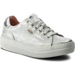 Sneakersy CAMEL ACTIVE - 849.81.01 White/Silver. Szare sneakersy damskie marki Camel Active, z materiału. W wyprzedaży za 329,00 zł.