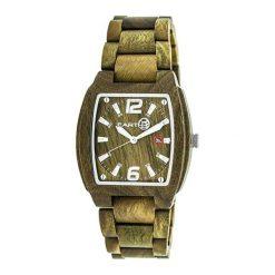 """Zegarki męskie: Zegarek """"ETHEW2404_OLIVE"""" w kolorze oliwkowym"""