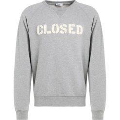Bejsbolówki męskie: CLOSED LOGO Bluza light grey