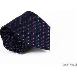 Krawaty męskie: Krawat Męski Elegancki Kolekcja Wiosna 2018