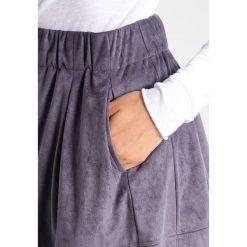 Minispódniczki: Moves KIA Spódnica trapezowa grey shadow