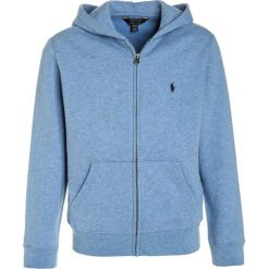 Polo Ralph Lauren Bluza rozpinana campus blue heather. Niebieskie bluzy chłopięce Polo Ralph Lauren, z bawełny. W wyprzedaży za 255,20 zł.