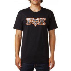 T-shirty męskie: FOX T-Shirt Męski Prefilter Ss Tee S Czarny