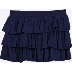 Trendyol - Spódnica dziecięca 98-140 cm. Niebieskie minispódniczki marki Trendyol, z bawełny, rozkloszowane. Za 39,90 zł.