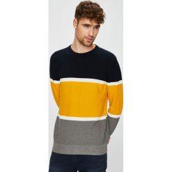 Medicine - Sweter Retro Racer. Brązowe kardigany męskie MEDICINE, l, z bawełny, retro, z okrągłym kołnierzem. Za 129,90 zł.