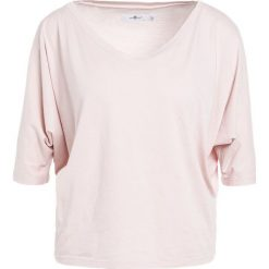T-shirty damskie: 7 for all mankind CROPPED  Tshirt basic pale pink