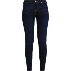 Rurki damskie: 7 for all mankind Jeans Skinny Fit bare rinsed indigo