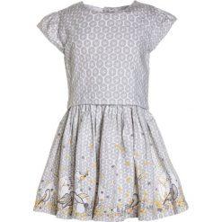 Sukienki dziewczęce letnie: mothercare BIRD SCENE PROM DRESS BABY Sukienka letnia grey