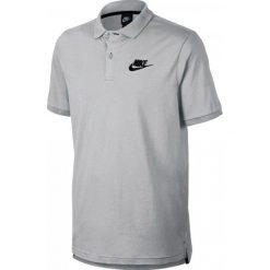 KOSZULKA NIKE POLO MATCHUP 832865 063. Szare koszulki polo Nike, m. Za 79,00 zł.
