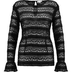 Bluzki asymetryczne: Second Female SOLANGE  Bluzka black