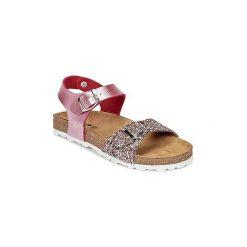 Sandały Dziecko  Citrouille et Compagnie  RELUNE. Czerwone sandały dziewczęce Citrouille et Compagnie. Za 149,00 zł.