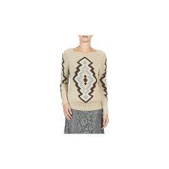 Swetry Cream  CARME. Brązowe swetry klasyczne damskie Cream, l. Za 279,30 zł.