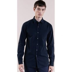 Koszule męskie na spinki: Essentiel Antwerp MINSPECT  Koszula dark navy