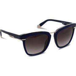 Okulary przeciwsłoneczne FURLA - Milano 919757 D 139F REM  Vaniglia d. Niebieskie okulary przeciwsłoneczne damskie aviatory Furla. W wyprzedaży za 549,00 zł.