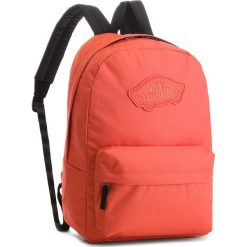 Plecak VANS - Realm Backpack VN000NZ0P37 Spiced Coral. Brązowe plecaki damskie Vans, z materiału, sportowe. W wyprzedaży za 109,00 zł.