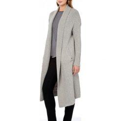 Swetry klasyczne damskie: Timeout Sweter Damski S Szary