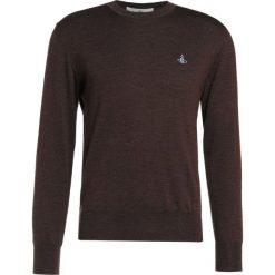 Swetry klasyczne męskie: Vivienne Westwood CLASSIC Sweter brown