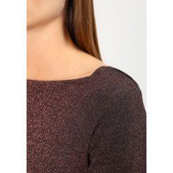 Bluzki asymetryczne: comma Bluzka z długim rękawem melange