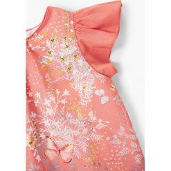Sukienki dziewczęce z falbanami: Mango Kids - Sukienka dziecięca Mariposa 80-104 cm
