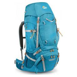 Lowe Alpine Plecak Trekkingowy Axiom 3 Diran Nd 65:75 Sea Blue. Niebieskie plecaki damskie Lowe Alpine, sportowe. W wyprzedaży za 619,00 zł.