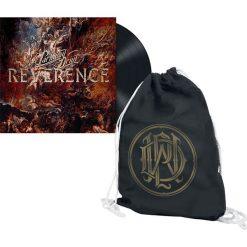 Parkway Drive Reverence LP + Torba treningowa standard. Czarne torebki klasyczne damskie Parkway Drive, z bawełny. Za 99,90 zł.