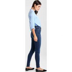 Topshop Tall JAMIE Jeans Skinny Fit blue denim. Niebieskie boyfriendy damskie Topshop Tall. Za 209,00 zł.