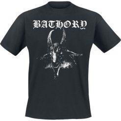T-shirty męskie: Bathory Goat T-Shirt czarny
