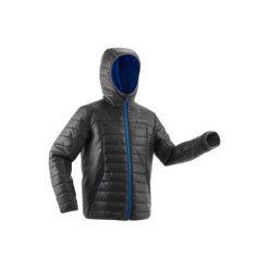 380289b8005d5 Kurtka turystyczna zimowa MH500 dla chłopców. Czarne kurtki chłopięce  QUECHUA, na zimę, bez