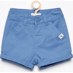 Krótkie spodenki - Niebieski. Niebieskie spodenki chłopięce marki Reserved, krótkie. Za 24,99 zł.