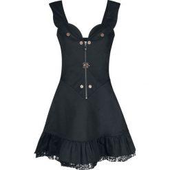 Jawbreaker Lovely Dress Sukienka czarny. Czarne sukienki Jawbreaker, na imprezę, l. Za 199,90 zł.