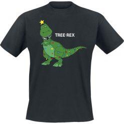 T-shirty męskie: Tree-Rex T-Shirt czarny