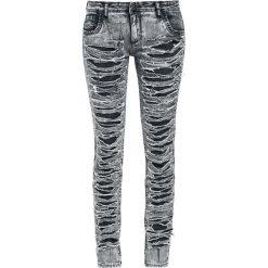 Black Premium by EMP Skarlett Jeansy damskie czarny. Czarne jeansy damskie marki Black Premium by EMP, xl, z poliesteru. Za 199,90 zł.