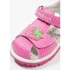 Lumberjack MISSY Sandały fuxia. Czarne sandały chłopięce marki Lumberjack. Za 129,00 zł.