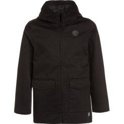 DC Shoes EXFORD Kurtka przejściowa black. Czarne kurtki chłopięce przejściowe marki DC Shoes, z bawełny. W wyprzedaży za 231,20 zł.