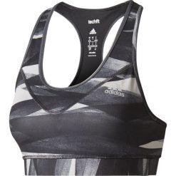 Biustonosze sportowe: Adidas Biustonosz TF BQ7112 szary r. S