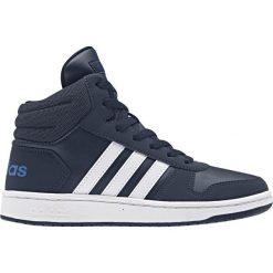 BUTY ADIDAS HOOPS MID 2.0 DB1950. Szare buciki niemowlęce chłopięce Adidas. Za 139,00 zł.