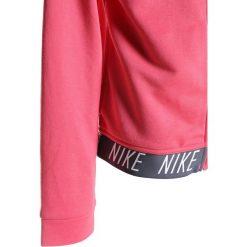 Nike Performance CORE STUDIO Bluza rozpinana sea coral/dark grey. Pomarańczowe bluzy dziewczęce rozpinane Nike Performance, z materiału. Za 199,00 zł.