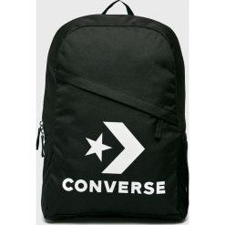 Converse - Plecak. Czarne plecaki męskie Converse, z poliesteru. Za 129,90 zł.