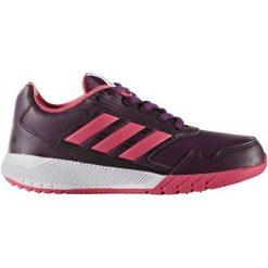 Adidas Buty Do Biegania Altarun K Red Night/Super Pink/Core Black 39.3. Czarne buciki niemowlęce chłopięce Adidas, na sznurówki. W wyprzedaży za 115,00 zł.