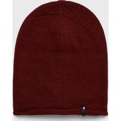 Answear - Czapka Nomad. Brązowe czapki zimowe damskie ANSWEAR, na zimę, z dzianiny. Za 29,90 zł.