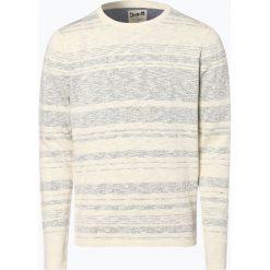 Swetry męskie: DENIM by Nils Sundström - Sweter męski, czarny