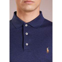 Polo Ralph Lauren Koszulka polo spring navy heath. Niebieskie koszulki polo Polo Ralph Lauren, m, z bawełny. Za 459,00 zł.