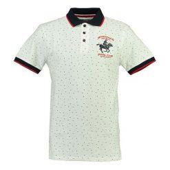 """T-shirty chłopięce z krótkim rękawem: Koszulka polo """"Kakor"""" w kolorze białym"""