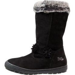 Primigi Śniegowce nero/grigio. Czarne buty zimowe damskie Primigi, z materiału. W wyprzedaży za 252,85 zł.